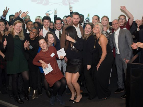 Rapport celebrates five years of outstanding success at its Service Excellence Awards