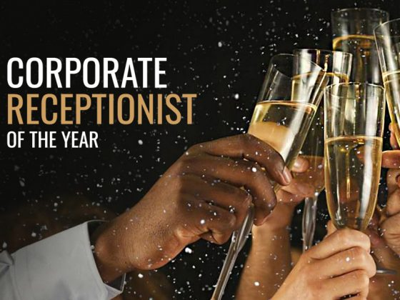 New Corporate Receptionist of the Year Award Announced