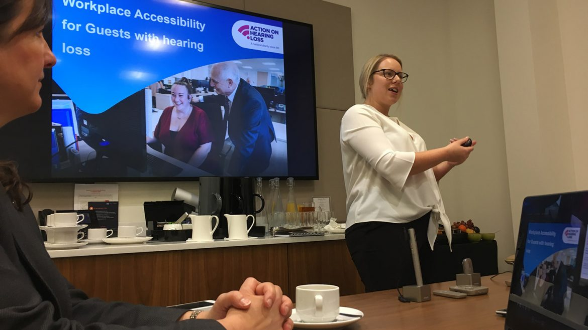 Improving Accessibility to Buildings for All