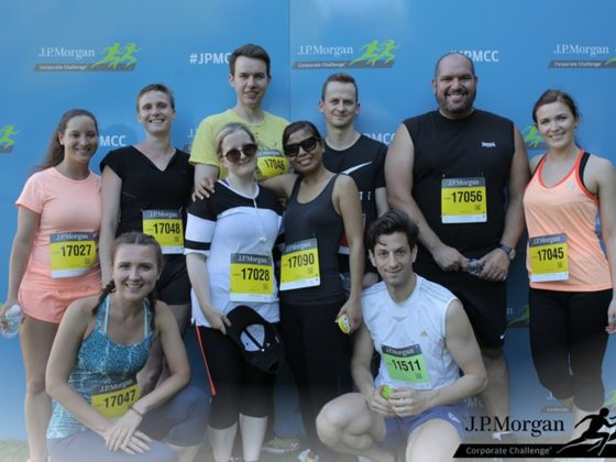 JP Morgan 2016 - Corporate Challenge