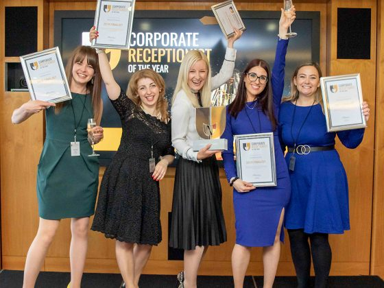 Rapport is proud to announce that we have five of our exceptional team out of the ten shortlisted for Corporate Receptionist of the Year 2019