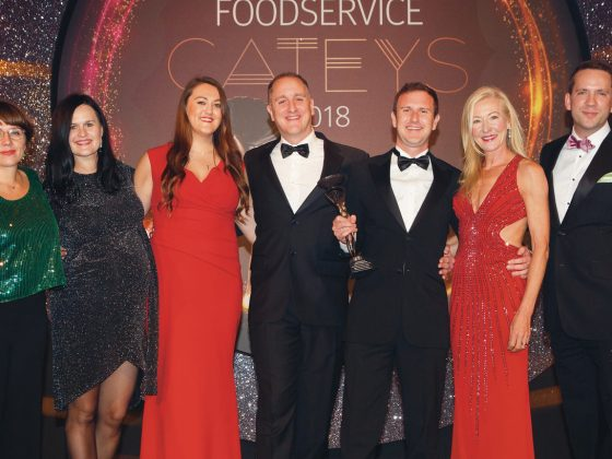 Rapport Guest Services wins 'Front of House Team of the Year' at the Catey Awards