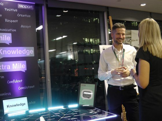 What was the buzz all about at the Rapport Innovation Expo?