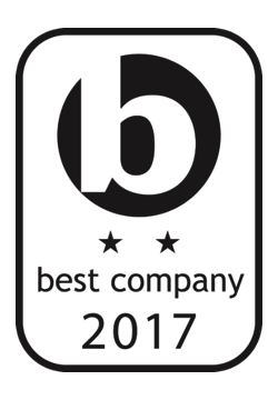 Rapport awarded two stars Best Companies to work for